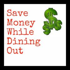 Dining Deals & Discounts 5/8/13