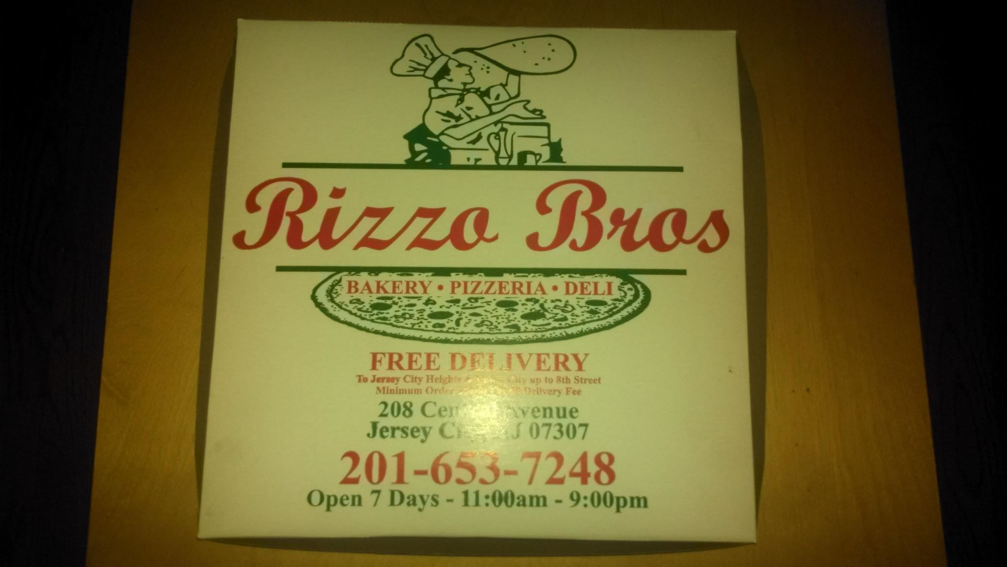 Best Pizza in Jersey City (Heights)