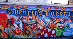 Jersey City Heights:  Goehrig's Bakery.