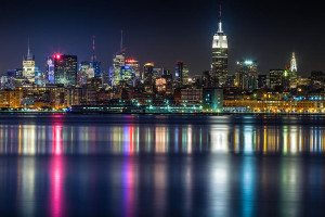 midtown-manhattan-from-jersey-city-at-night-val-black-russian-tourchin
