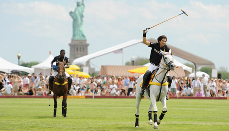 Veuve Clicquot Polo Classic is TODAY!