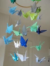 origami birds