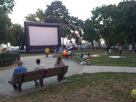 Movies in the Park Tonight: 8/2/13
