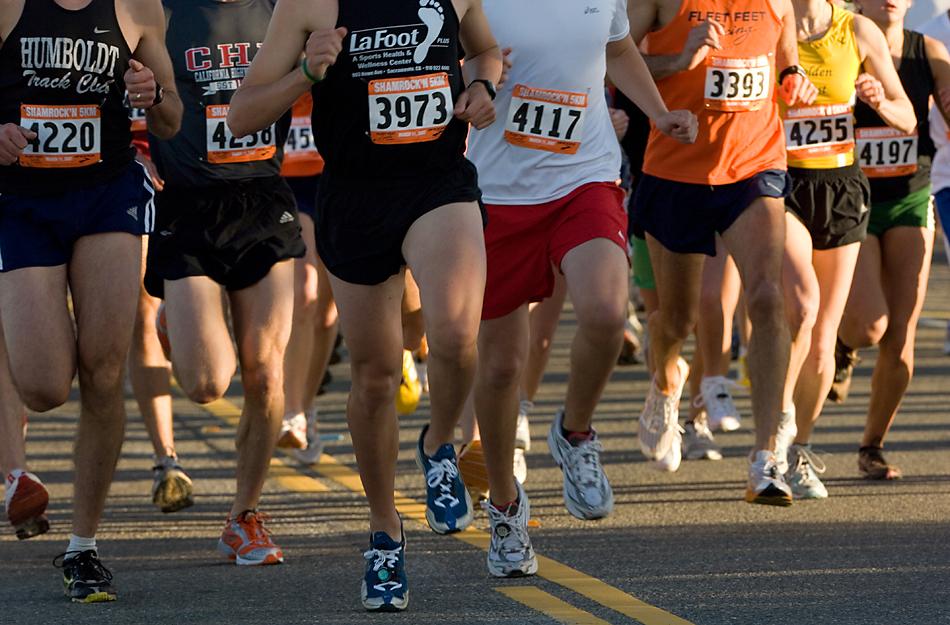 Half-Marathon Today!