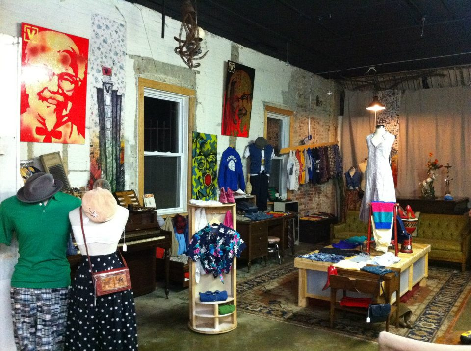 Pop-up Shop! Very Second-Hand Clothing and Goods