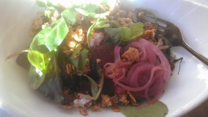 beet goat cheese salad park & sixth