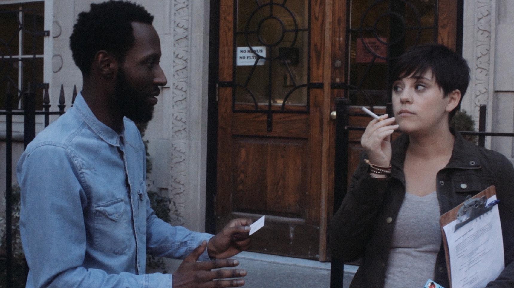 Jersey City Filmmaker's Premiere: Ambition