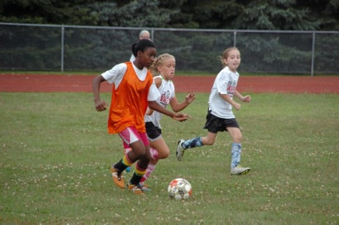 JCSA Girls Soccer Summer Sessions | Jersey City Gal