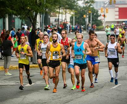 Newport Liberty Half Marathon 9/21