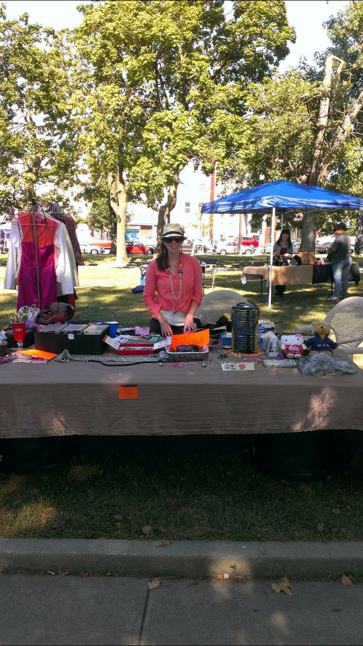 Riverview Flea Market: 9/14