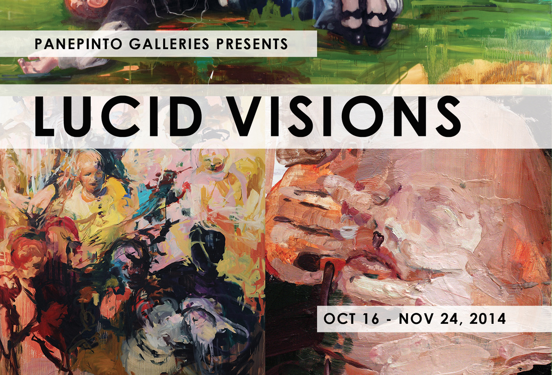 Lucid Visions: Opening Reception 10/16