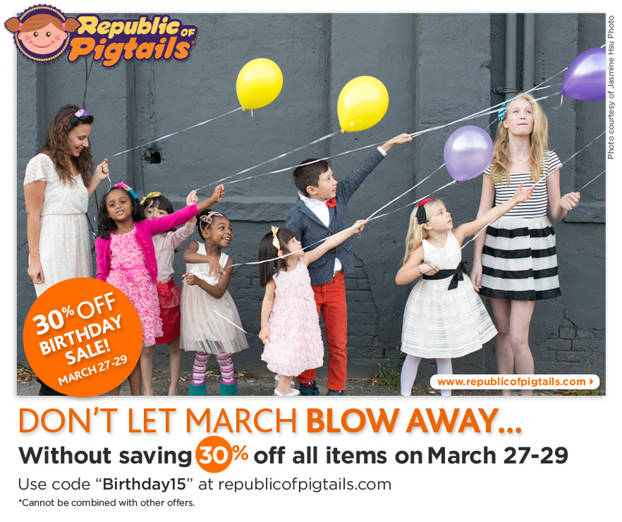 Save this weekend at RoP!