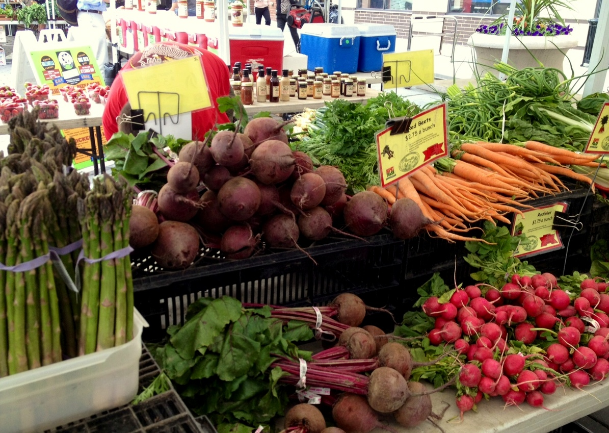 Jersey City Farmers Markets 2015