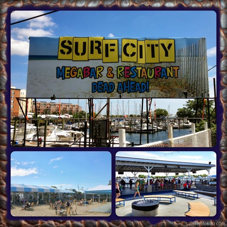 Surf City: Jersey City's Beach
