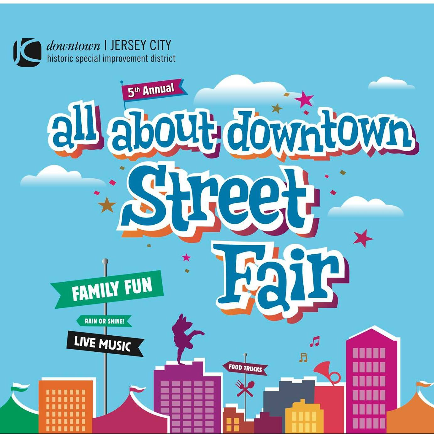 All About Downtown Street Fair 9/19
