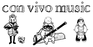 Con Vivo Music logo