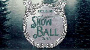 Art House Snow Ball