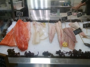 JC Fish Stand selection
