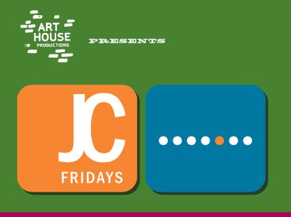 JC Fridays are Back!