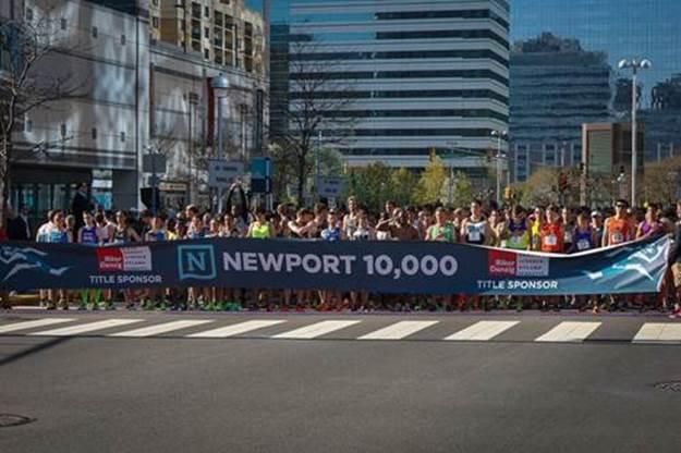 Newport 10K this Saturday 5/14 Jersey City!