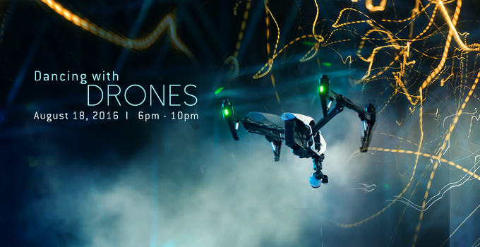 Liberty Science Center: Dancing With Drones