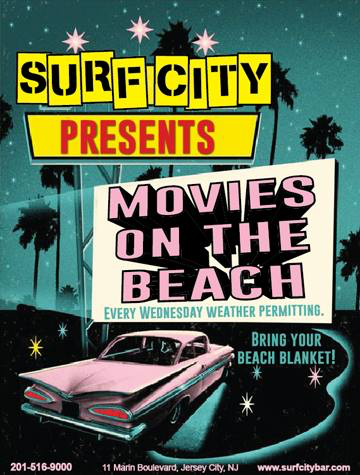 Surf City: Movies On The Beach