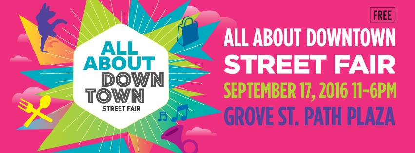 All About Downtown Street Fair 2016