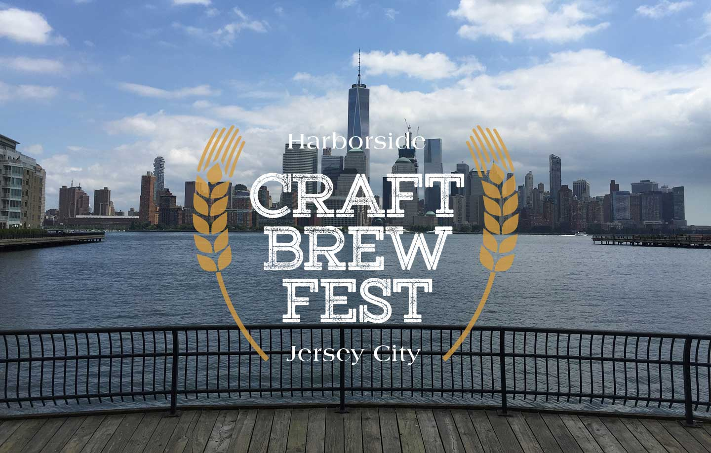Jersey City Craft Brew Fest 10/15/2016