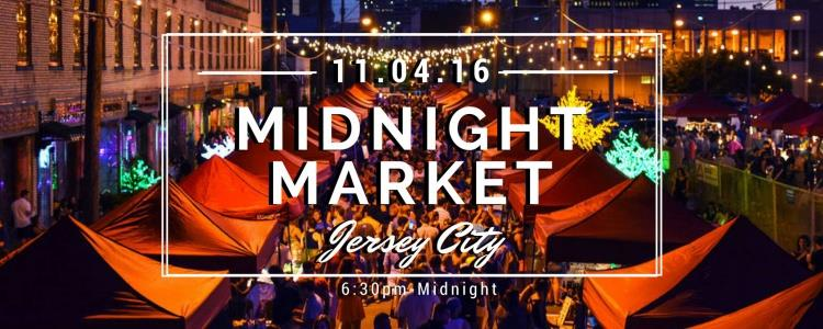 Jersey City's Midnight Market 11/4