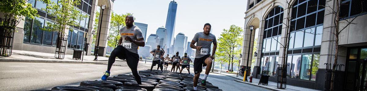Jersey City Challenge Race Saturday! 4/22