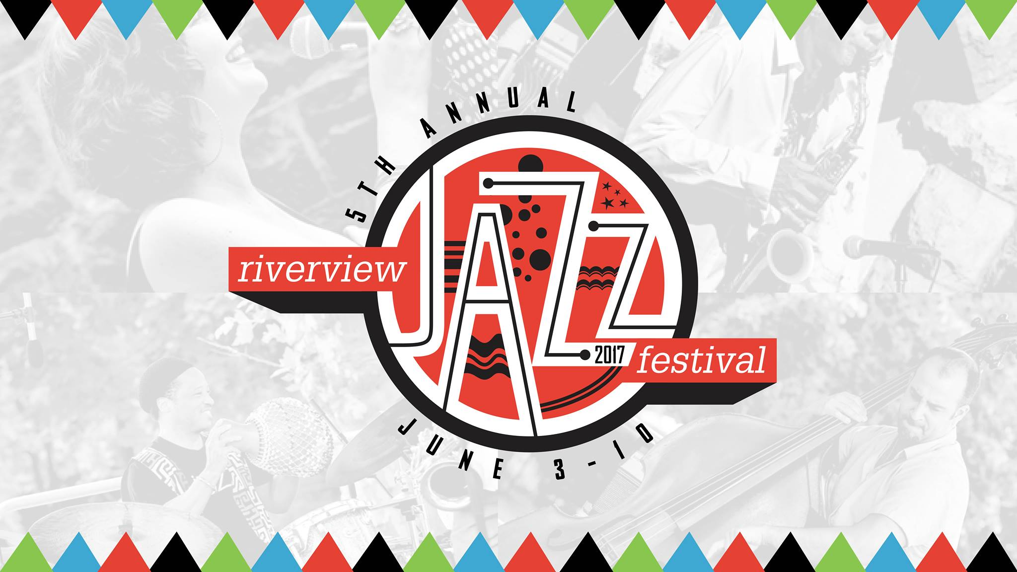 Riverview Jazz Festival 2017 [Saturday, June 3]