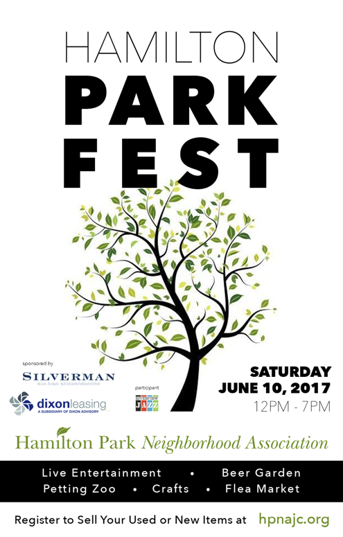 Park Fest 2017 [Saturday, June 10]