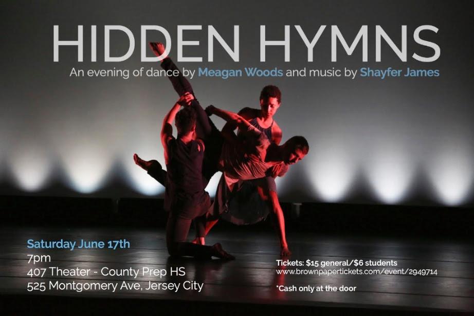 Hidden Hymns [Saturday, June 17]